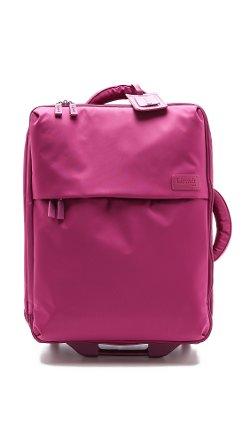 "Lipault Paris  - Foldable 22"" Wheeled Carry On Bag"