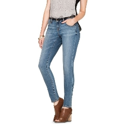 Mossimo - Low Rise Skinny Denim Jeans