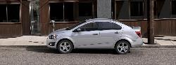 Chevrolet - Sonic Sedan