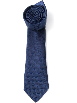 Claudio Tonello - Geometric Pattern Tie