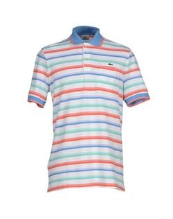 Lacoste - Stripe Polo Shirt