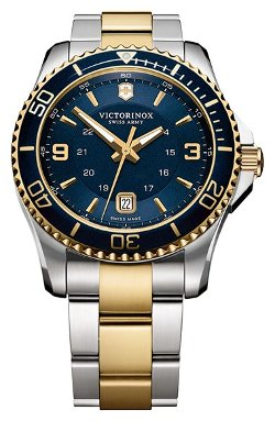 Victorinox Swiss Army - Maverick GS Two Tone Watch