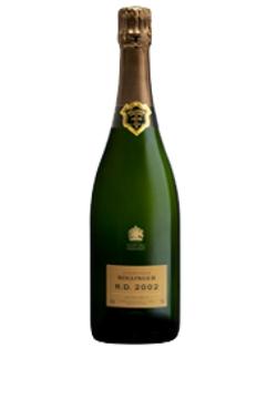 Bollinger  - R. D. 2002 Champagne