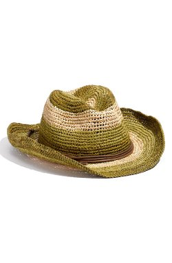 Tarnish  - Stripe Cowboy Hat