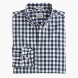 J. Crew - Slim Secret Wash Shirt
