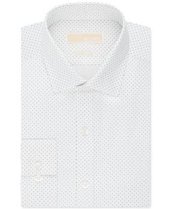 Michael Kors  -  Dot Patterned Dress Shirt