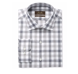 Tasso Elba - Mega Gingham Dress Shirt