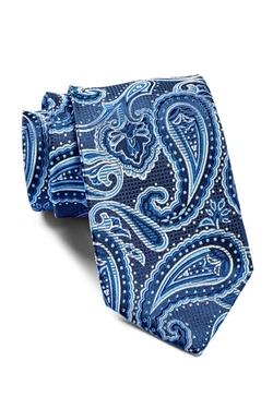 Isaac Mizrahi - Paisley Silk Tie