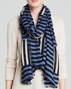 Marc by Marc Jacobs  - Graphic Charles Scarf