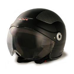 VCAN - V528 Milano European Style Open Face Helmet