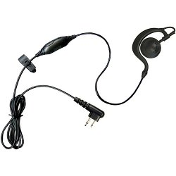 Klein - Single Wire Flat Earpiece