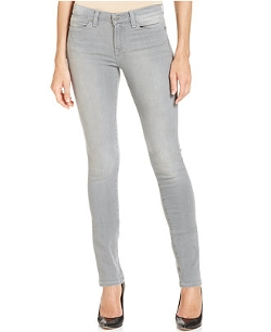 Calvin Klein Jeans - Ultimate Skinny Jeans, Soft Grey Wash