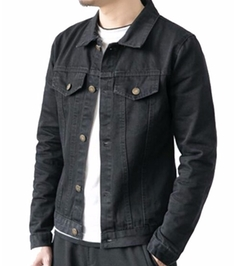 Unko - Relaxed Denim Trucker Jacket