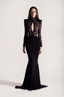 Michael Costello - Saki Mermaid Gown
