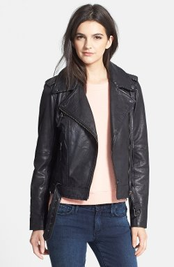 Treasure&Bond - Leather Jacket