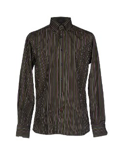 Càrrel  - Stripe Button Down Shirt