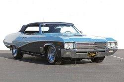 Buick  - 1969 Skylark