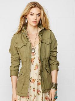 Denim & Supply   - Herringbone Field Jacket