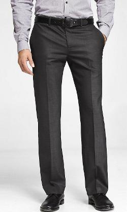Express  - End-on-End Producer Suit Pant