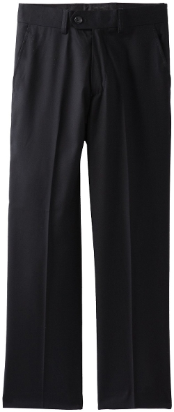 Isaac Michael - Big Boys Solid Dress Pants