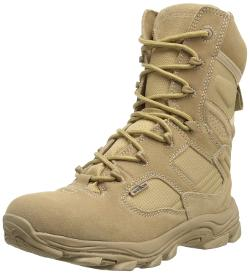 Wellco  - Tan X-4ORCE Combat Boot - T180