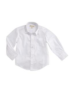 Appaman - Solid Button-Down Shirt