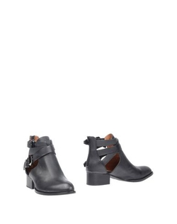 Jeffrey Campbell - Leather Ankle Boots