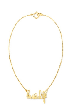 Diane Von Furstenberg - Love Is Life Necklace
