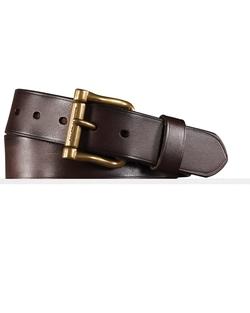 Ralph Lauren - Chunky Roller-Buckle Belt