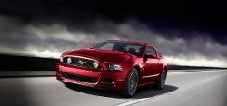 Ford - Mustang Coupe