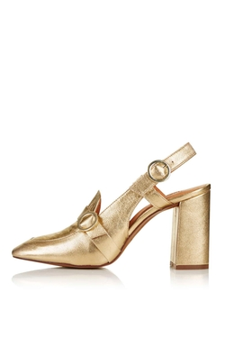 Topshop - Gina Slingback Shoes