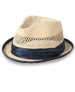 Sean John  - Satin Band Fedora