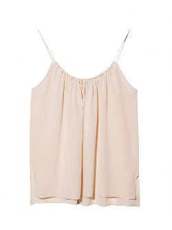 Otte New York - Spaghetti Strap Camisole With Vented Hem