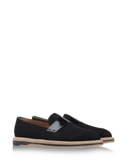 Paul Smith - Techno Fabric Loafers