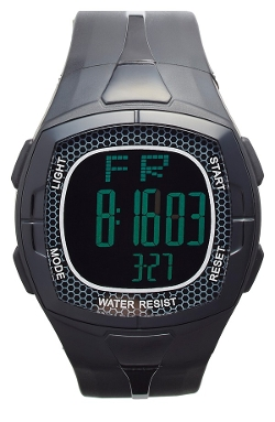Titanium - Water Resistant Digital Watch