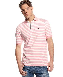 Tommy Hilfiger  - Striped Jasper Polo
