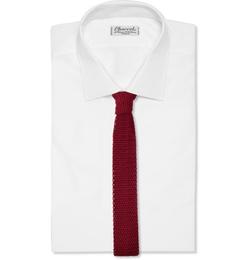 Charvet - Knitted Silk Tie