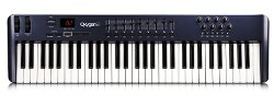 M-Audio  - Oxygen Series 61 Keyboard