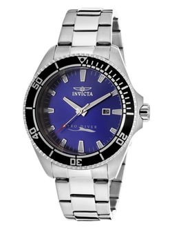 Invicta - Pro Diver Dial Stainless Steel Watch