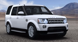Land Rover - LR4 HSE Lux SUV