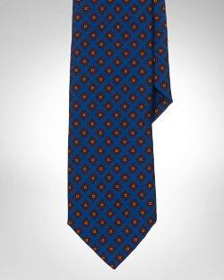 Ralph Lauren - Silk Foulard Tie