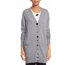 Marc Jacobs - Mixed Button Detail Cardigan