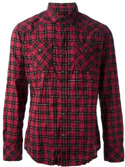 Diesel  - Plaid Shirt