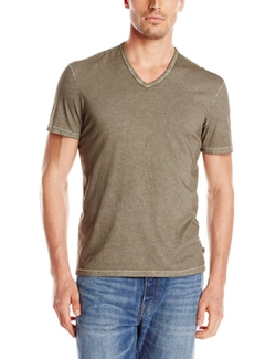 John Varvatos - V-Neck Knit T-Shirt