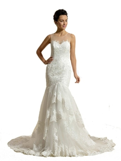 Broybuy - Mermaid Wedding Dress