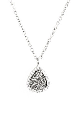 Marcia Moran  - Teardrop Pendant Necklace