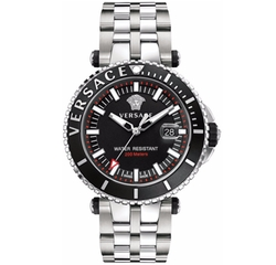 Versace - Swiss V Race Diver Bracelet Watch