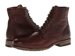 Frye  - Tyler Lace Up Boots