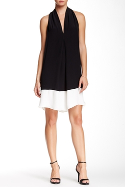 Max Studio - Sleeveless Trapeze Dress