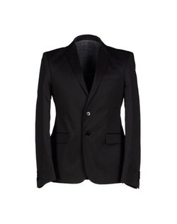 David Naman - Notch Lapel Blazer